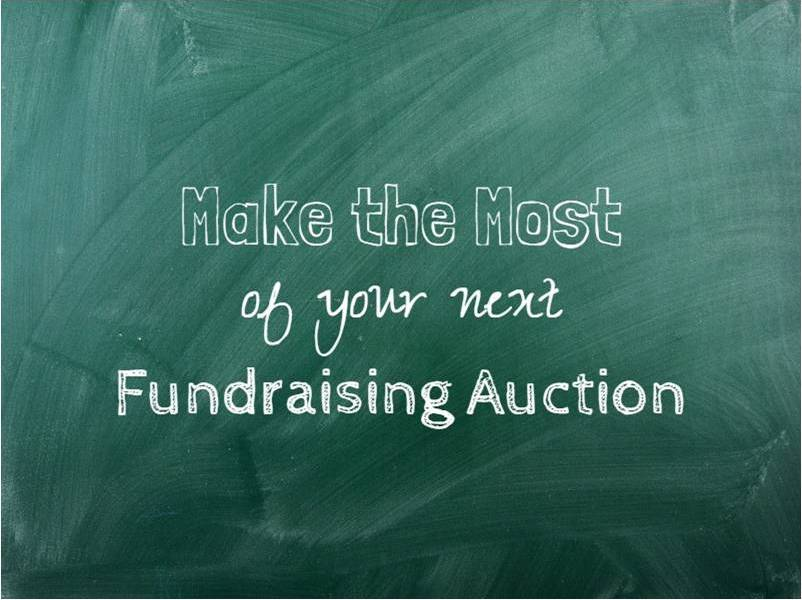 Idaho Nonprofit Fundraising Auction Tips
